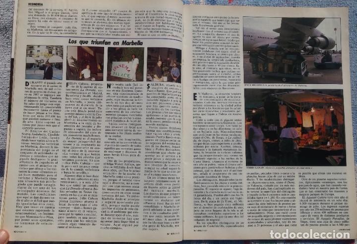 Coleccionismo de Revista Cambio 16: Revista Cambio 16, Nº 823, 7 de septiembre 1987 /// VANGUARDIA BLANCO NEGRO DESTINO ÉPOCA GACETA - Foto 13 - 197911107