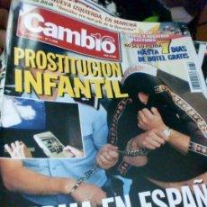 Collectionnisme de Magazine Cambio 16: REVISTA CAMBIO 16 Nº 1336 7 JULIO 1997. Lote 200148867