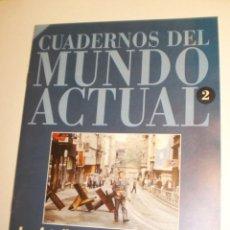 Coleccionismo de Revista Cambio 16: HISTORIA 16 CUADERNOS DEL MUNDO ACTUAL 2 ROSARIO DE LA TORRE DEL RÍO (SEMINUEVO). Lote 200385625