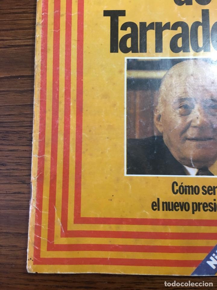 Coleccionismo de Revista Cambio 16: REVISTA CAMBIO 16 EL TESTAMENTO DE TARRADELLAS PRESIDENTE 1980(OLIMPÍADAS) - Foto 5 - 204770746