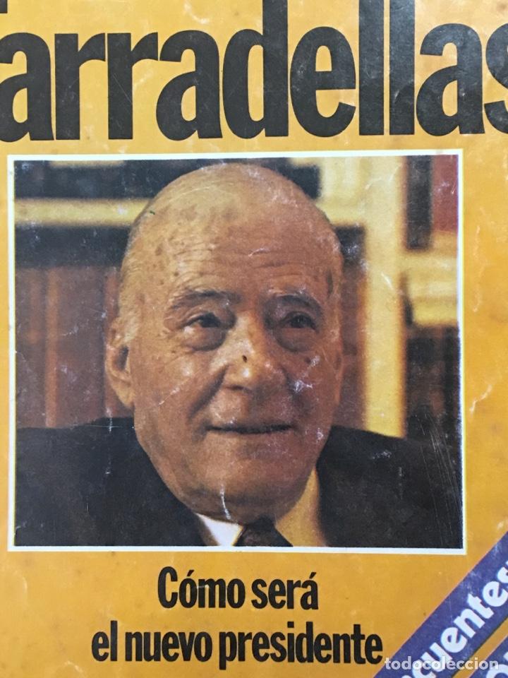 Coleccionismo de Revista Cambio 16: REVISTA CAMBIO 16 EL TESTAMENTO DE TARRADELLAS PRESIDENTE 1980(OLIMPÍADAS) - Foto 6 - 204770746
