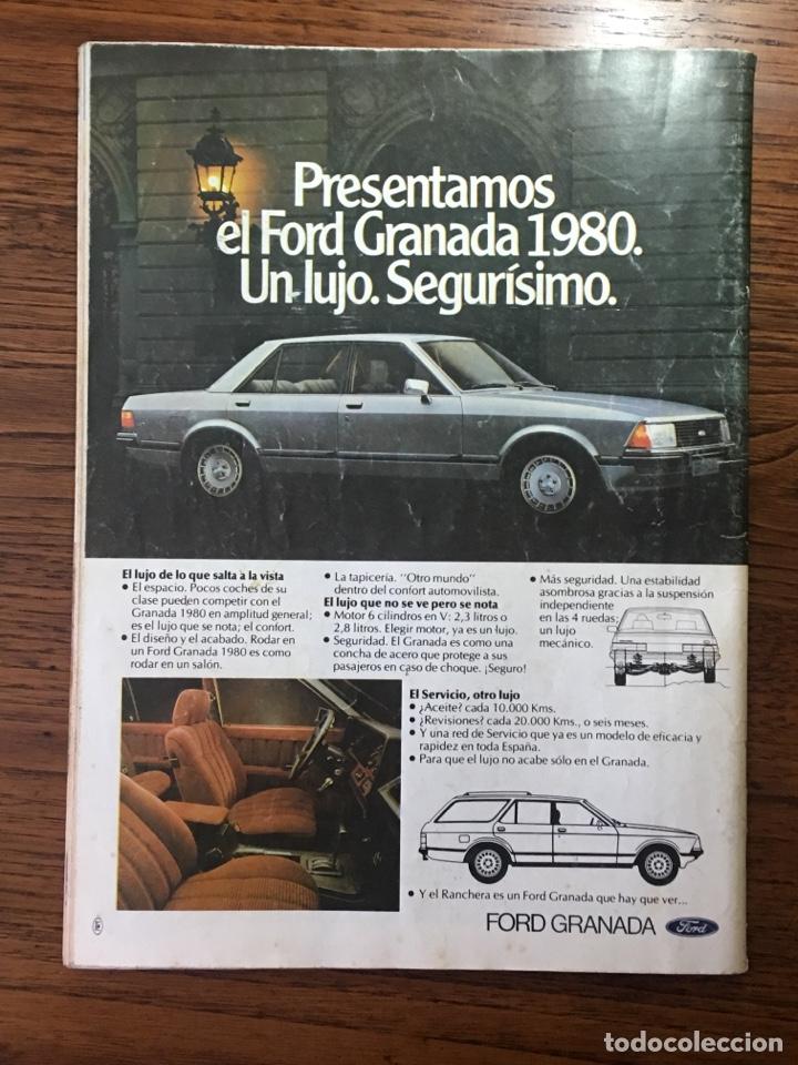 Coleccionismo de Revista Cambio 16: REVISTA CAMBIO 16 EL TESTAMENTO DE TARRADELLAS PRESIDENTE 1980(OLIMPÍADAS) - Foto 10 - 204770746