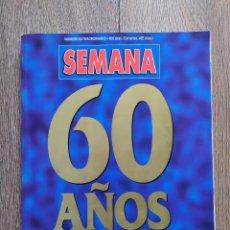 Coleccionismo de Revista Cambio 16: Nº ESPECIALES REVISTAS HOLA Y SEMANA. Lote 205053502