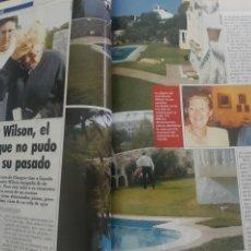 Coleccionismo de Revista Cambio 16: CHARLY WILSON. CEREBRO DEL ASALTO AL TREN DE GLASGOW. REPORTAJE 4 PÁGINAS AÑO 1990 .. Lote 205832883