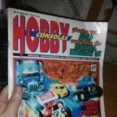 Coleccionismo de Revista Cambio 16: REVISTA HOBBY CONSOLAS 36. Lote 206257000