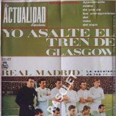 Coleccionismo de Revista Cambio 16: ANTIGÚA REVISTA LA CATUALIDAD ESPAÑOLA - Nº 749 - AÑO 1966. Lote 206803048