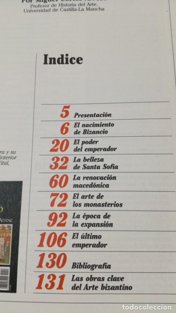 Coleccionismo de Revista Cambio 16: HISTORIA ARTE 16 - 14 - ARTE BIZANTINO, MIGUEL CORTES ARRESE / Q105 - Foto 3 - 211522367