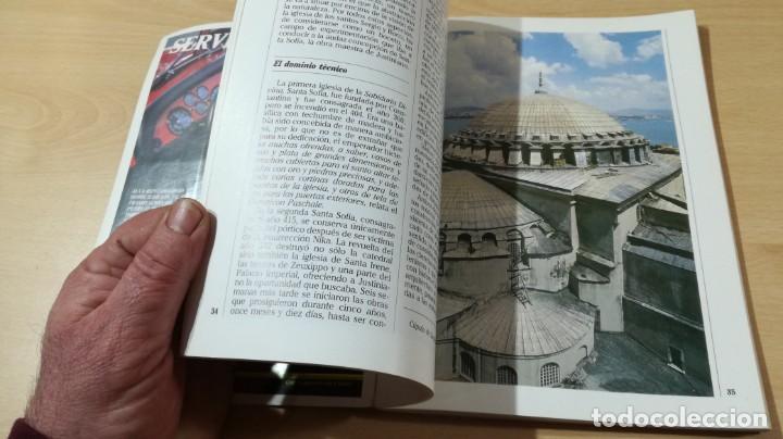 Coleccionismo de Revista Cambio 16: HISTORIA ARTE 16 - 14 - ARTE BIZANTINO, MIGUEL CORTES ARRESE / Q105 - Foto 8 - 211522367