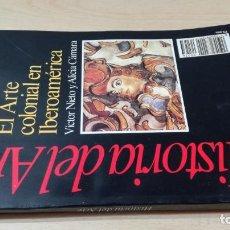 Coleccionismo de Revista Cambio 16: HISTORIA ARTE 16 - 36 - ARTE COLONIAL EN IBEROAMERICA - NIETO / CAMARA / Q202. Lote 211522396