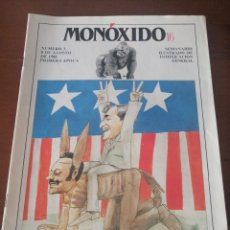 Coleccionismo de Revista Cambio 16: CAMBIO 16 MONÓXIDO 3 8 AGOSTO DE 1988. Lote 218910557