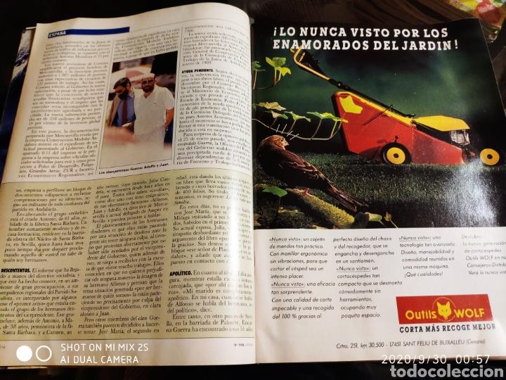 Coleccionismo de Revista Cambio 16: REVISTA CAMBIO 16 N° 956 (19 MARZO 1990) - Foto 2 - 277271303
