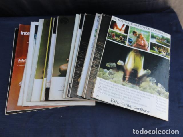 Coleccionismo de Revista Cambio 16: 16 REVISTAS CAMBIO 16. AÑO 1975 - Foto 2 - 219545571