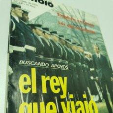 Coleccionismo de Revista Cambio 16: CAMBIO 16 N.º 235 · 1976. Lote 221541727
