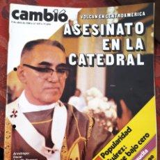 Coleccionismo de Revista Cambio 16: REVISTA CAMBIO 16 N° 435. Lote 222194600