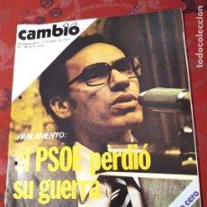Coleccionismo de Revista Cambio 16: REVISTA CAMBIO 16 N° 303. Lote 222195958