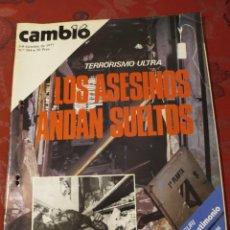 Coleccionismo de Revista Cambio 16: REVISTA CAMBIO 16 N° 304. Lote 222196045