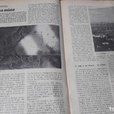 Collectionnisme de Magazine Cambio 16: RADIO LIBERTY (GERONA) PROPAGANDA DE LA CIA CONTRA LA URSS. RECORTE CAMBIO 16. 1977. Lote 229721780