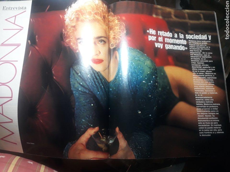 Coleccionismo de Revista Cambio 16: REVISTA BLANCO Y NEGRO N°3756. 23 JUNIO 1991 MADONNA . - Foto 2 - 235090975