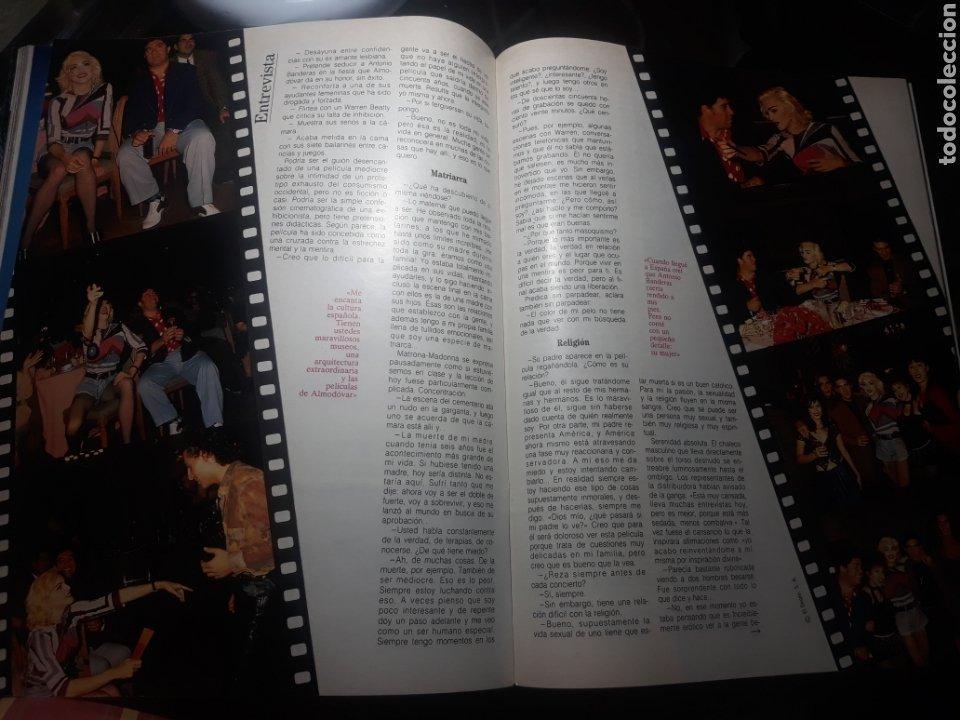 Coleccionismo de Revista Cambio 16: REVISTA BLANCO Y NEGRO N°3756. 23 JUNIO 1991 MADONNA . - Foto 4 - 235090975