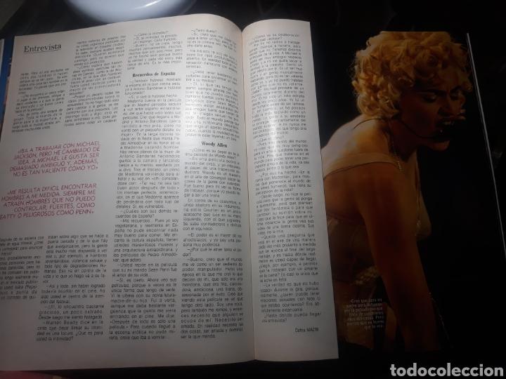 Coleccionismo de Revista Cambio 16: REVISTA BLANCO Y NEGRO N°3756. 23 JUNIO 1991 MADONNA . - Foto 5 - 235090975