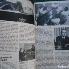 Coleccionismo de Revista Cambio 16: LOTE REVISTAS ENCUADERNADAS DE CAMBIO 16 DE 3 NOVIEMBRE AL 28 DE DICIEMBRE DE 1975. Lote 243352955