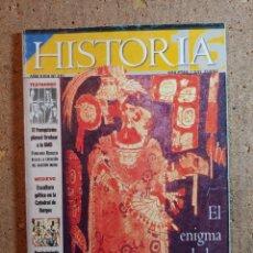 Coleccionismo de Revista Cambio 16: HISTORIA 16 DEL AÑO XXIII Nº 281. Lote 243501840
