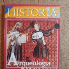 Coleccionismo de Revista Cambio 16: HISTORIA 16 DEL AÑO XXV Nº 301. Lote 243501870