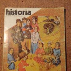Coleccionismo de Revista Cambio 16: HISTORIA 16 DEL AÑO VII Nº 75. Lote 243501905