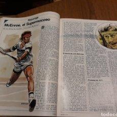 Coleccionismo de Revista Cambio 16: REVISTA CAMBIO16 N° 514 OCTUBRE 1981 . REPORTAJE DEL TENISTA MC ENROE. Lote 245241350