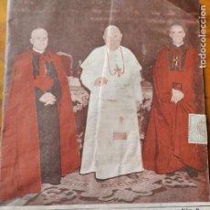 Coleccionismo de Revista Cambio 16: BOLETIN SALESIANO SEPTIEMBR 1961- JUAN PABLO XXIII- MISIONEROS AMAZONAS- LA ALCARRIA- CAMBADOS CADIZ. Lote 270591993