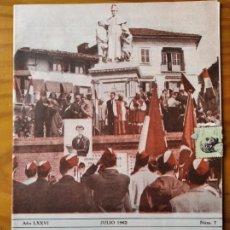 Coleccionismo de Revista Cambio 16: BOLETIN SALESIANO JULIO 1962- DUQUESA DE ALBA- ALCOY- CARDENAL SILVA EN SANTIAGO DE CHILE- VIETNAM... Lote 270594123