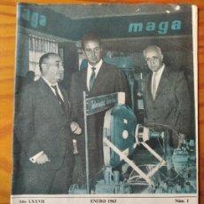 Coleccionismo de Revista Cambio 16: BOLETIN SALESIANO ENERO 1963- FERIA DE MUESTRAS EN BILBAO- PUERTOLLANO- ASSAM- CONDES DE BUSTILLO.... Lote 270595438