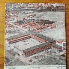 Coleccionismo de Revista Cambio 16: BOLETIN SALESIANO ENERO 1962- DON BOSCO EN VALENCIA, MADRID, SALAMANCA, Y BARCELONA- TAILANDIA.... Lote 270599703