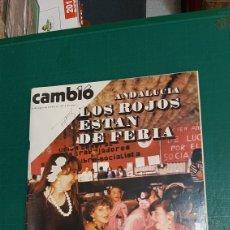 Coleccionismo de Revista Cambio 16: CAMBIÓ VER SUMARIO 1979 387. Lote 292617538