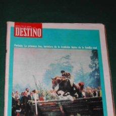 Coleccionismo de Revista Destino: REVISTA DESTINO N.1850 DEL 17 MARZO 1973. Lote 15760187