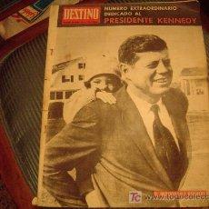 Coleccionismo de Revista Destino: REVISTA DESTINO . Lote 10809922