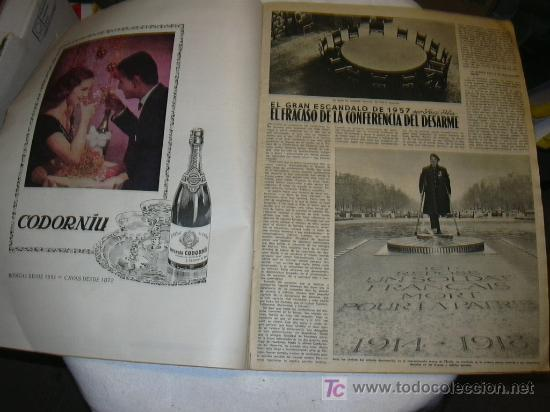 Coleccionismo de Revista Destino: Revista Destino 1063 del 21 diciembre 1957 Número extraordinario de Navidad. - Foto 4 - 26333771
