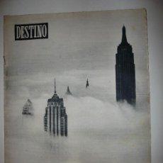 Coleccionismo de Revista Destino: REVISTA DESTINO * Nº 866 * AÑO 1954. Lote 27454629
