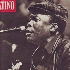 Collectionnisme de Magazine Destino: DESTINO N•1700 2 DE MAYO DE 1970.LEE HOOKER.. Lote 12349680