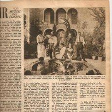 Coleccionismo de Revista Destino: AÑO 1950 OLIVEIRA SALAZAR ESCUELA DE COMERCIO MERCAT BORN PINTURA MIR VILANOVA GELTRU RAMON CALSINA. Lote 10873130