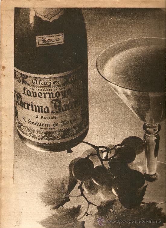 AÑO 1952 VIENA ROJA PLA SALINAS DE IBIZA SEGARRA MONTSERRAT JUNOY LACRIMA BACCUS NADAL (Coleccionismo - Revistas y Periódicos Modernos (a partir de 1.940) - Revista Destino)