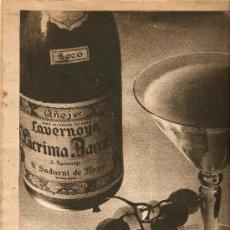 Coleccionismo de Revista Destino: AÑO 1952 VIENA ROJA PLA SALINAS DE IBIZA SEGARRA MONTSERRAT JUNOY LACRIMA BACCUS NADAL. Lote 10873900