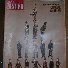 Coleccionismo de Revista Destino: DESTINO 11 DE SEPTIEMBRE DE 1971. Lote 25078292