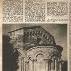Coleccionismo de Revista Destino: AÑO 1955 SAN JUAN DE LAS ABADESAS JOSE Mª Y RAMONA MASSIP PREMIOS MENORCA PISCINA MONTJUIC WAGNER. Lote 11547582