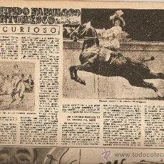 Coleccionismo de Revista Destino: AÑO 1953 PLA LUIS RUIDOR CIRCO JEAN COCTEAU GREMIO CORCHERO POETAS EN SALAMANCA ATLETISMO ROMAGUERA. Lote 11561438
