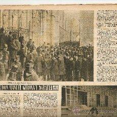 Coleccionismo de Revista Destino: AÑO 1953 QUINAZUFRE MANUEL GIRONA AGRAFEL JURISTAS BARCELONESES FRANCISCO PUJOLS EMILE ZOLA. Lote 11592868