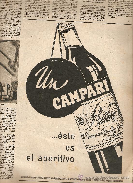 Coleccionismo de Revista Destino: 1958 CORO CATEDRAL BCNA TOLEDO SEVILLA MALAGA ARGENTONA CORPUS FLAMENCO LA CHUNGA HERMAN MELVILLE - Foto 5 - 11593542