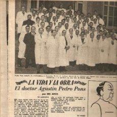 Coleccionismo de Revista Destino: REVISTA.AÑO 1955.SARDANAS EN VALENCIA.RAMON SUNYER CLARA.VERGES.A.PEDRO PONS.S.BADIA.SARDANA.. Lote 11617895