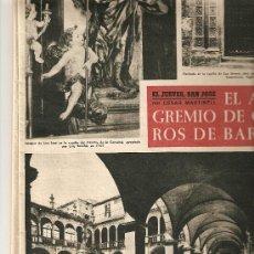 Coleccionismo de Revista Destino: AÑO 1959 CALISAY GREMIO CARPINTEROS BCNA RADIO HELICOIDE FACULTAD DERECHO ARABIA SAUDITA PETROLEO. Lote 11664568