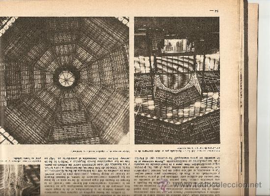 Coleccionismo de Revista Destino: AÑO 1970 MERCAT EL BORN LLEIDA FERRAN SOLDEVILA JACINT ESTEVA CINE LEJOS DE LOS ARBOLES ETERNA MATIC - Foto 2 - 11728348